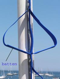 Mast Mate Climbing System